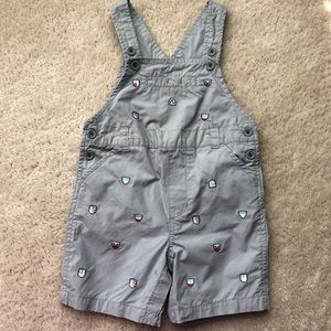 Infant Boys Overalls Sz 18 months